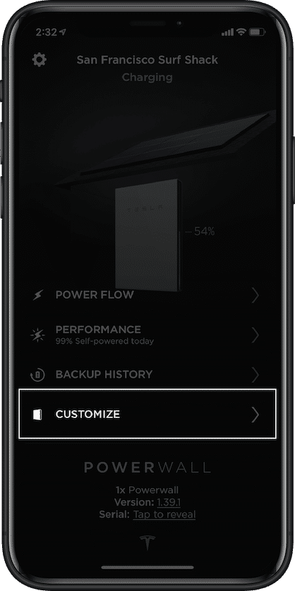 customize function