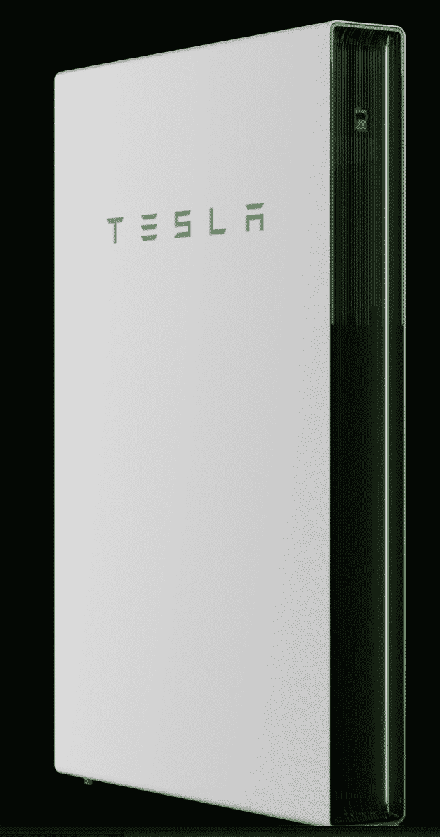 Tesla The Tesla Powerwall Off-Grid
